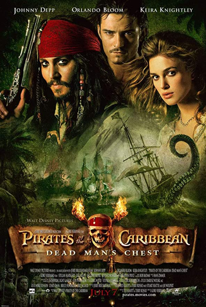 Pirates of Caribbean (Dead Man's Chest)