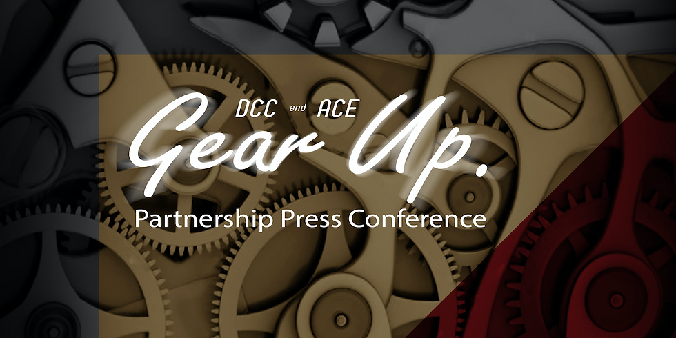 DCC and Ace Partnership Press Conference 2019