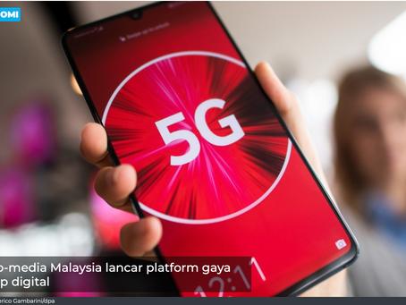 Telco-media Malaysia lancar platform gaya hidup digital