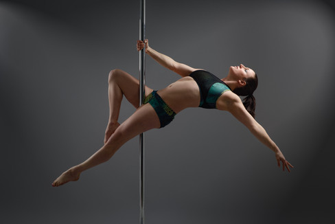 Chrome Spinners Pole Fitness 12