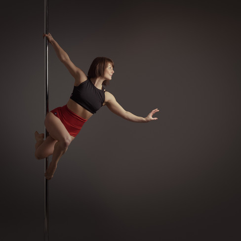 Chrome Spinners Pole Fitness 04