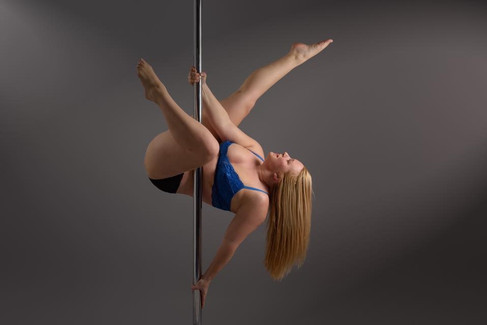 Chrome Spinners Pole Fitness 16