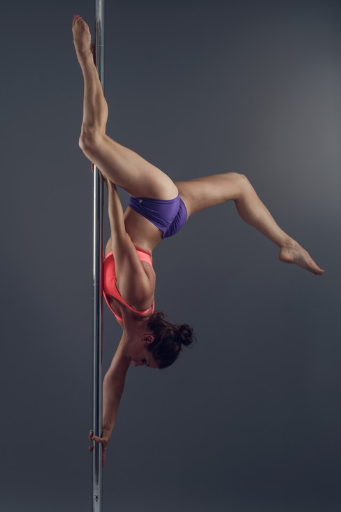 Chrome Spinners Pole Fitness 14