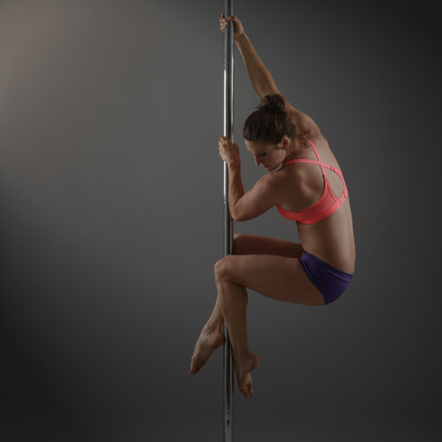 Chrome Spinners Pole Fitness 08