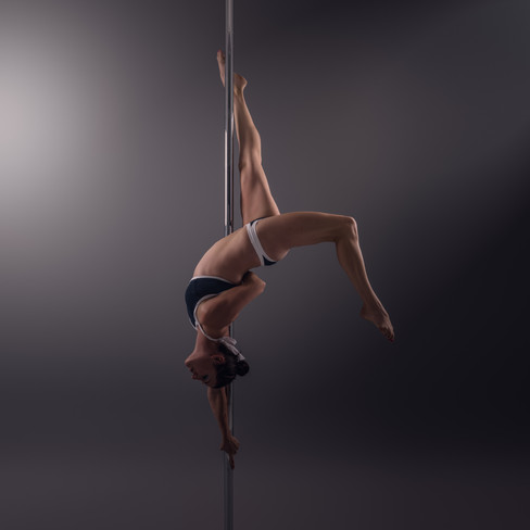 Chrome Spinners Pole Fitness 01