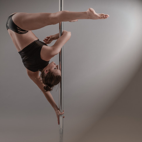 Chrome Spinners Pole Fitness 07