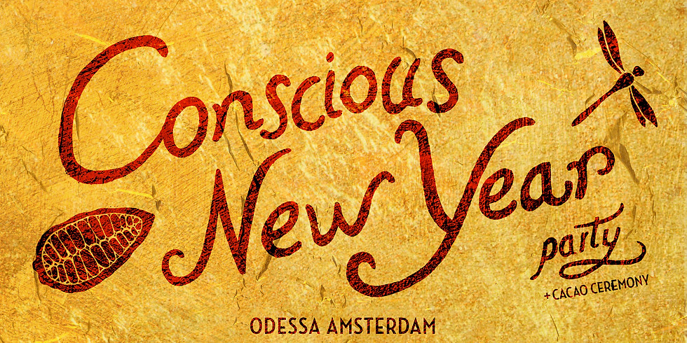 17:00-01:45 I Conscious NYE   Cacao diner party Aaron + Divana