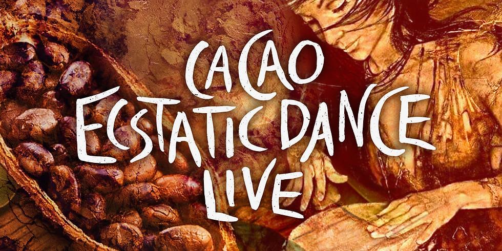 Cacao Ecstatic Dance Special I DJ Swahé