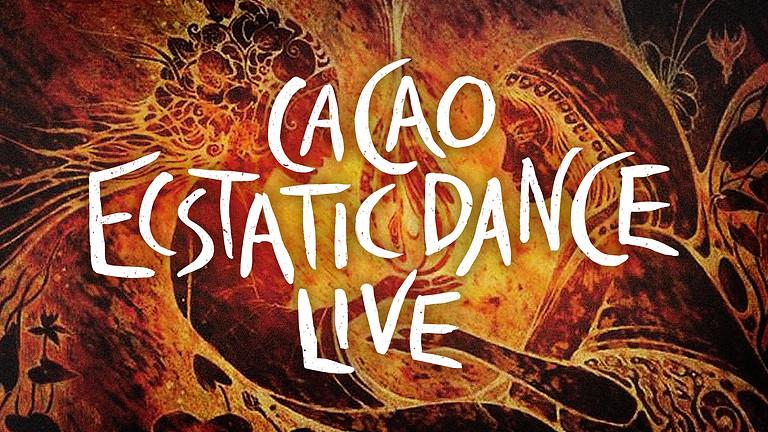 Cacao Ecstatic Dance Special I DJ Sefrijn | Immortal Blackbirds Live!