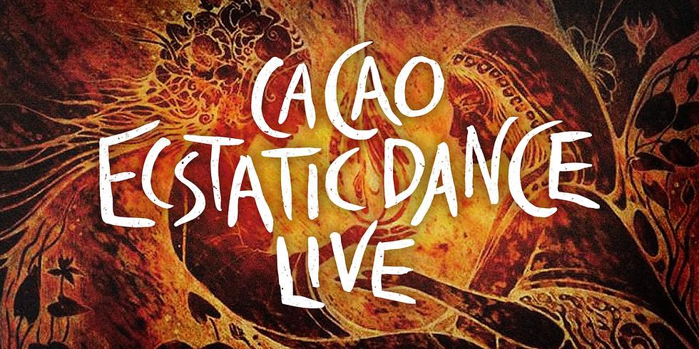 Cacao Ecstatic Dance Special I DJ Ryan Herr