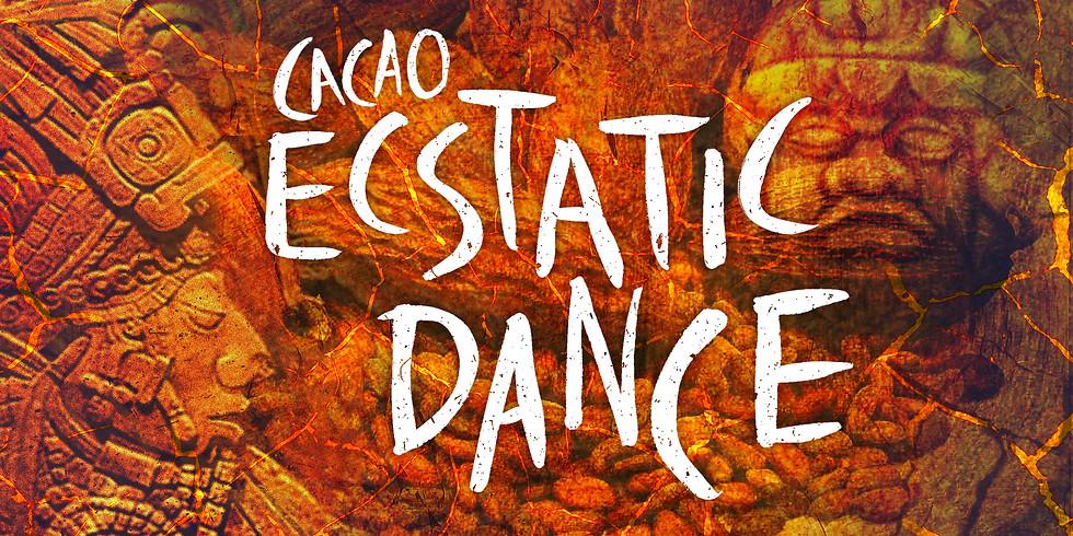 Canceled! 22:30-01:30 | Cacao Ecstatic Dance | Dj Sefrijn