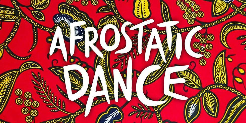 19:00-22:00 I Afrostatic Dance | Odessa | Dj Sashay