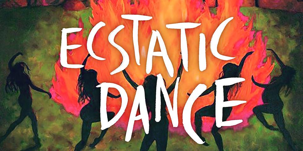 19:00-22:00 | Ecstatic Dance | Dj Divana