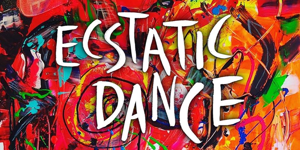Ecstatic Dance Tobacco Theater | Dj De Nachtpapegaai