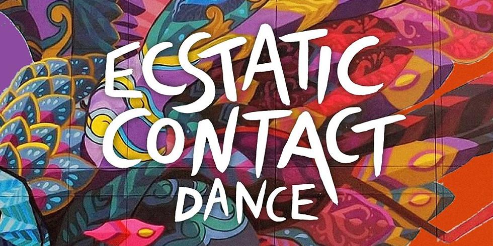 19:00-22:00 | Ecstatic Contact | Odessa | Dj Anthe