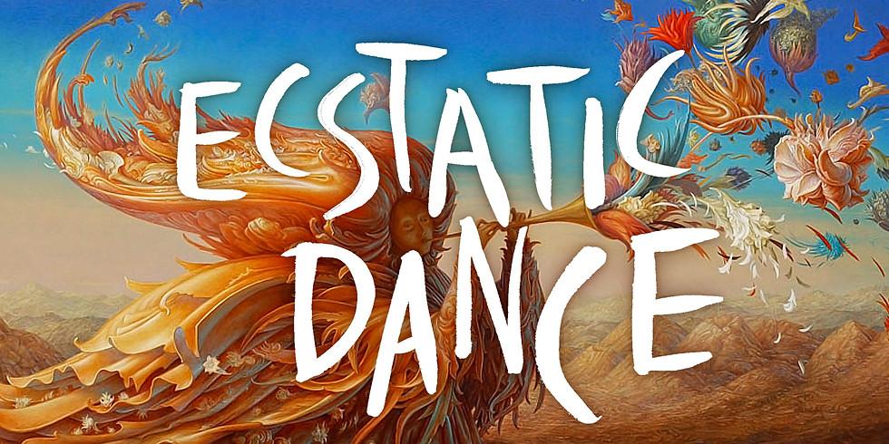 Canceled 19:00-22:00 | Ecstatic Dance | Dj Socrates