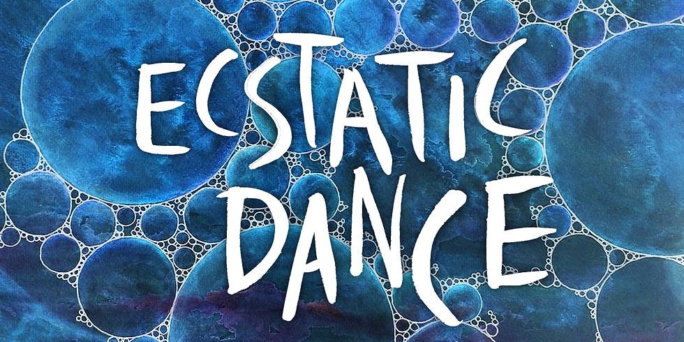 Canceled 19:00-22:00 | Ecstatic Dance | Dj Pascal De Lacaze