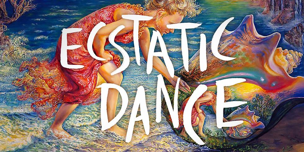 19:00-22:00 | Ecstatic Dance | Dj Kareem Raïhani
