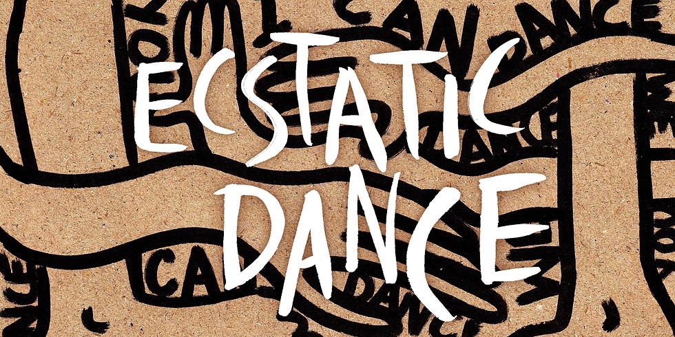 19:00-22:00   Ecstatic Dance   Dj