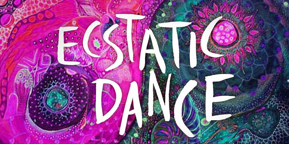 19:00-22:00 | Ecstatic Dance | Dj Leon Beckx