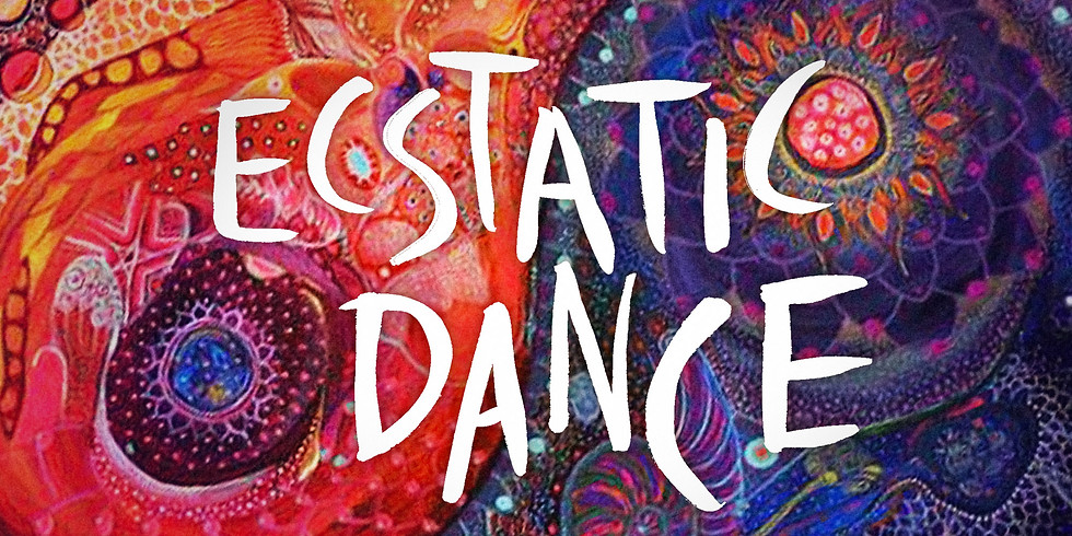 19:00-22:00 | Ecstatic Dance | Dj Inphiknight