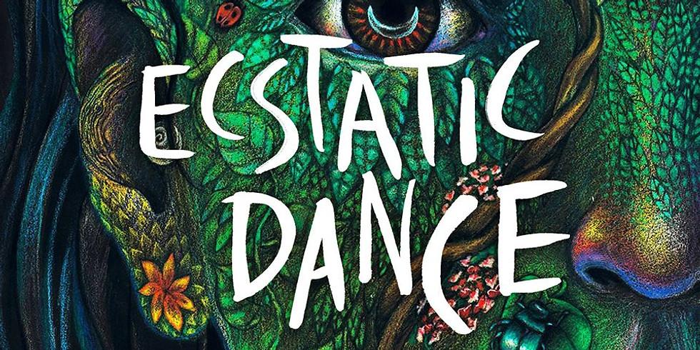19:00-22:00   Ecstatic Dance   Odessa   Dj Sashay