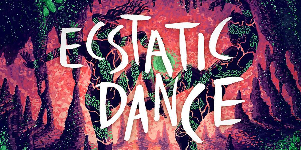 19:00-22:00 | Ecstatic Dance | Dj India Zhara & Liv Sublime