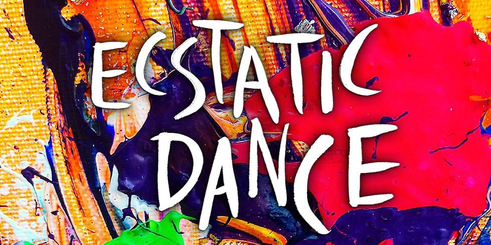 Ecstatic Dance | Dj India Zahra & Liv Sublime: Lady Joker