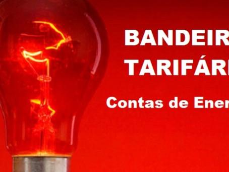 Taxa extra na conta de Energia em Dezembro!