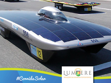 Conheça a corrida de carros movidos a energia solar