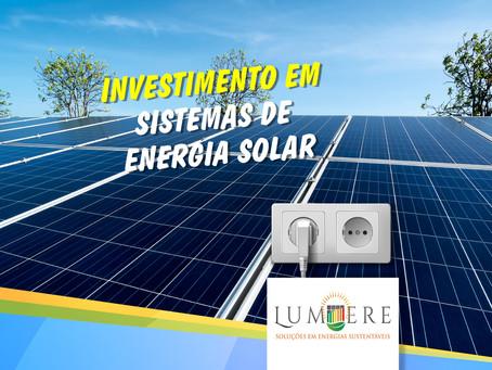 Consórcio é alternativa para investimento em sistemas de energia solar