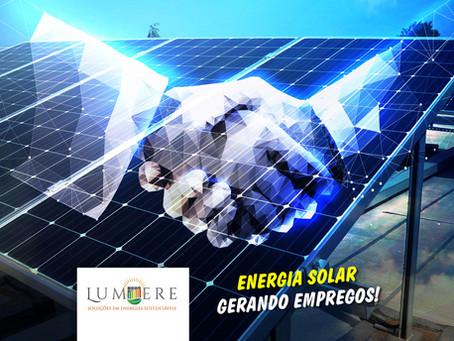 Usinas de energia solar abrirão 900 empregos no Jaguaribe
