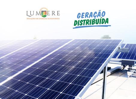 Geração distribuída atinge a marca de 3 gigawatts no Brasil