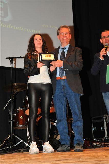 Premio Social - Maria Silenzi