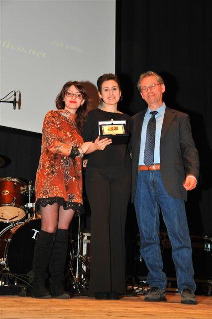 Premio Originalità Inedito - Ilaria Rocc