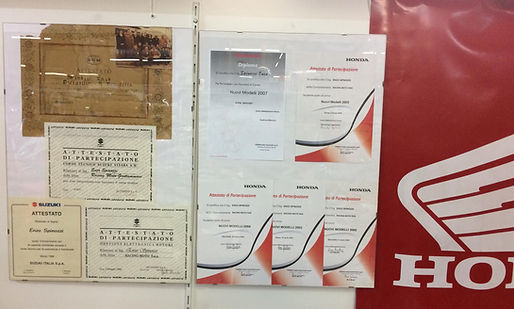 Diplomi Corsi