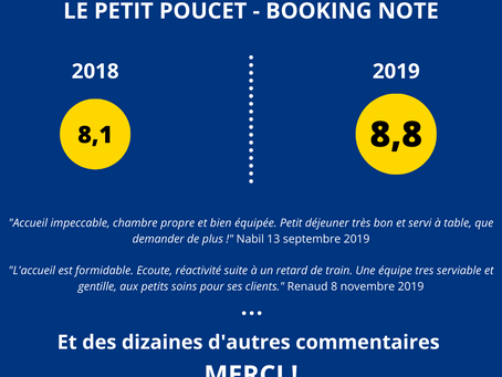 Note Booking 2019