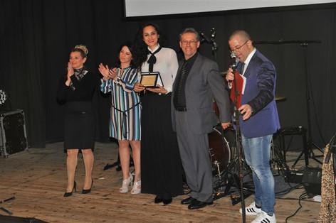 - Premio Look Presenza scenica Deborah I