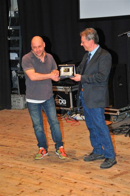 Premio Ridendo & Scherzando - Claudio Sc