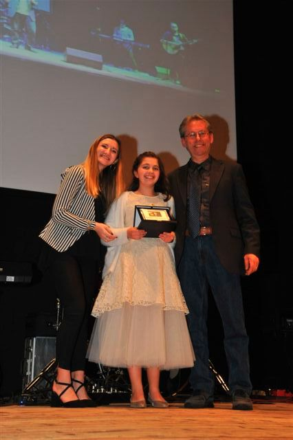 Premio Giovanissimi - Sofia Bevilacqua