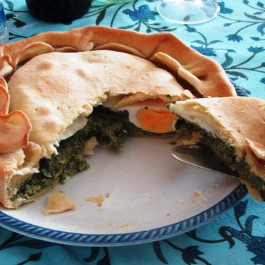 Pasqualina pie