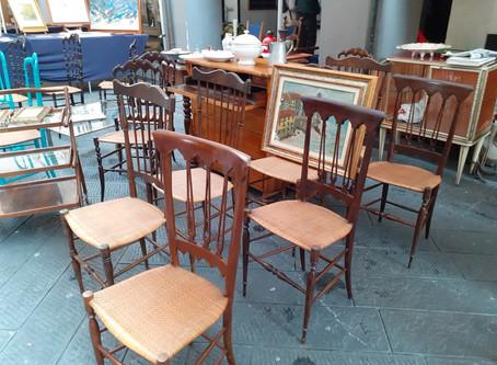 Campanina Chair - the famous Chiavari Chair