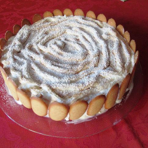 Chiavari Cake