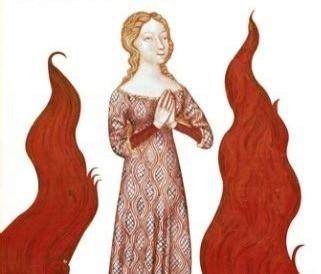 Extrait du livre de Marguerite Porete « le miroir des âmes simples et anéanties »