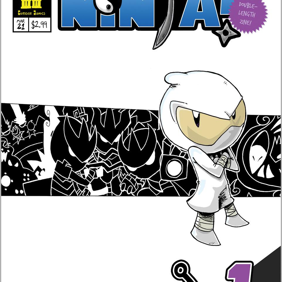Mad Rad Ninja! Chapter 1