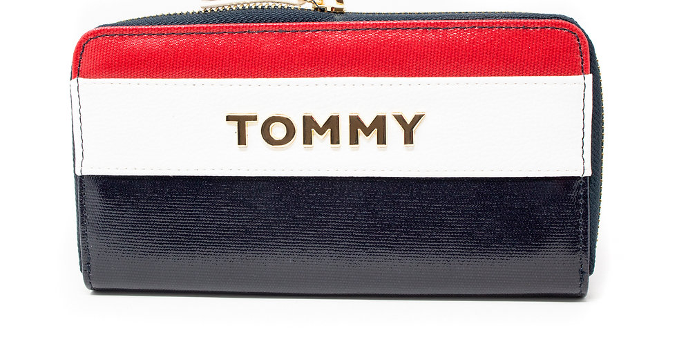 Cartera Tommy Hilfiger 3 colores de Tommy