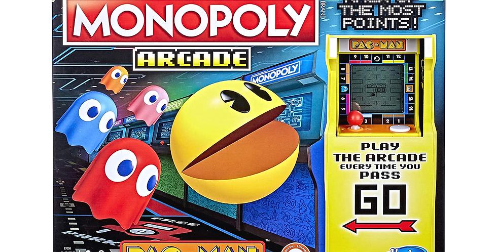 Monopoly arcade PAC-MAN