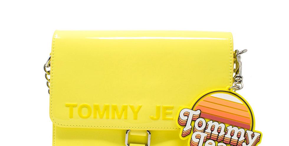 Crossbody Tommy Hilfiger amarilla