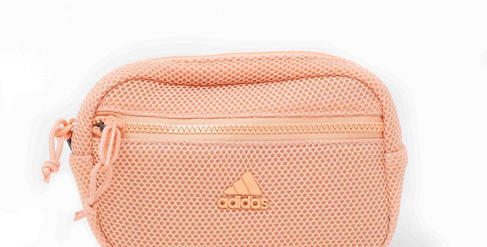 Cangurera Adidas rosa
