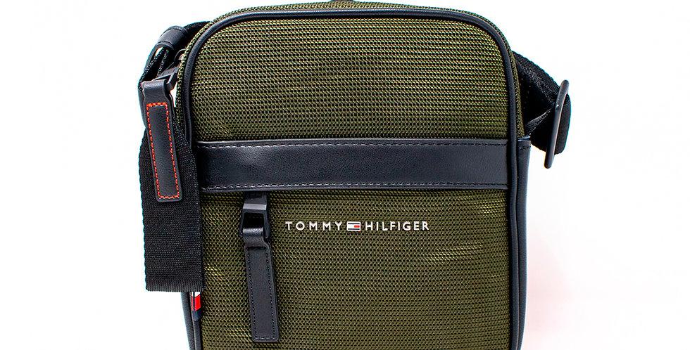 Crossbody Tommy Hilfiger verde